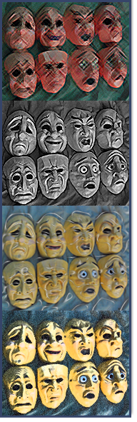 Emotion Masks